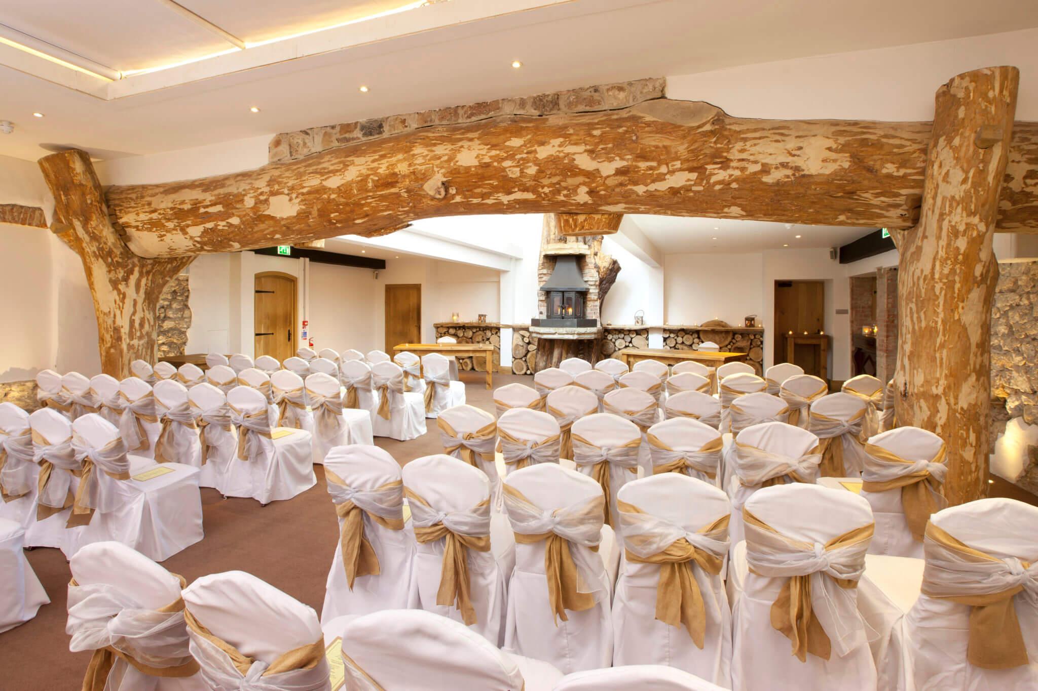 Ceremony Oxwich Bay Hotel