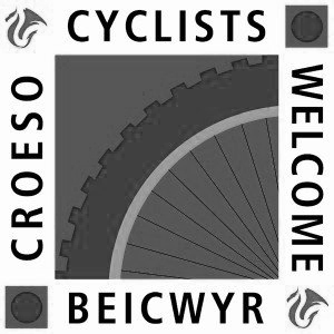Cyclists Welcome - Oxwich Bay