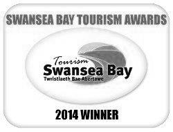 Swansea Bay Tourism Award - Oxwich Bay
