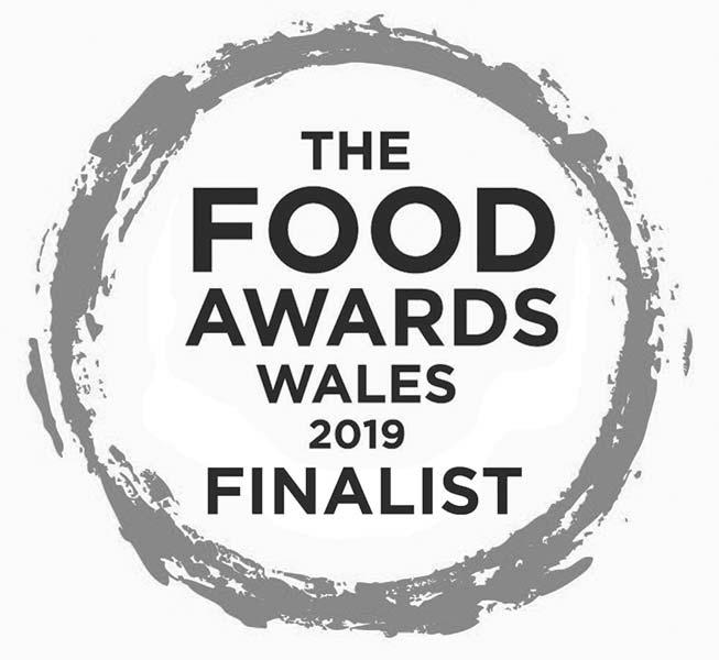 Oxwich Bay Food Awards Wales Finalist 2019