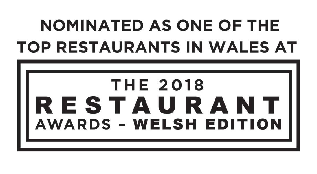 Oxwich Bay Nomination for top restaurant in wales